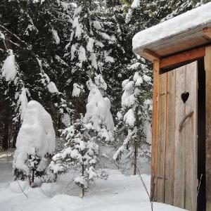 Winter am Millstätter See